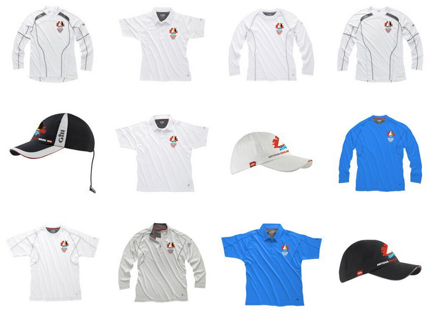 New ASW 2016 Gill Merchandise Range Goes on Sale at the RS Elite Summer Series Final