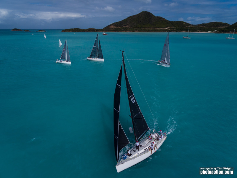 Jolly Harbour Valentine's Regatta 2016
