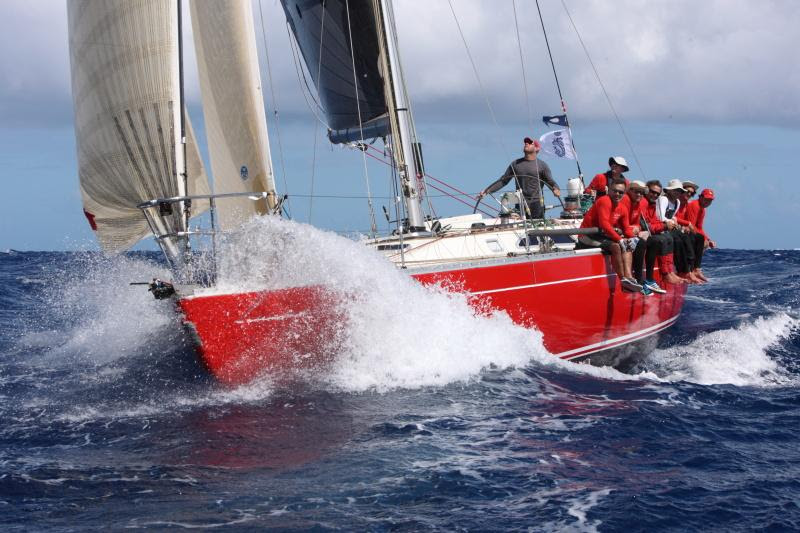Class Winners Decided 2016 RORC Caribbean 600