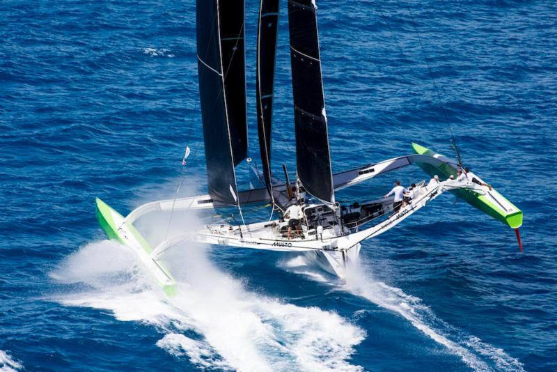 Phaedo3 to set the pace for Antigua Bermuda Race 2017