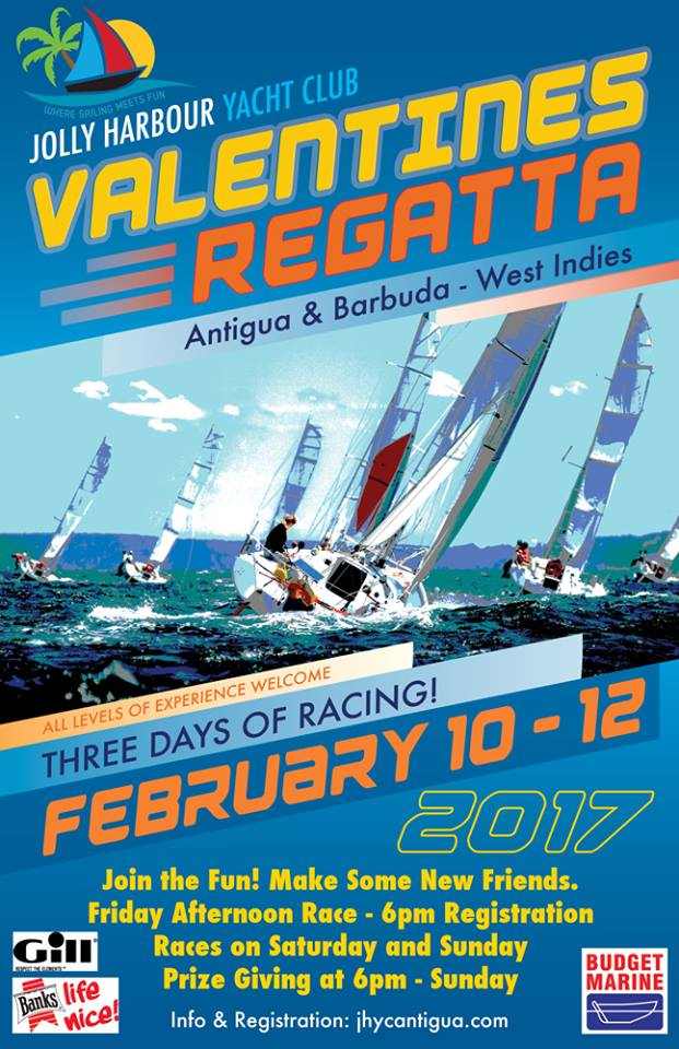 Valentine's Day Regatta