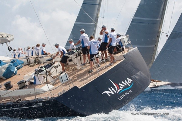 The 7th Superyacht Challenge Antigua