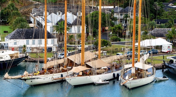 30th Antigua Classics Regatta to be Held in UNESCO World Heritage Site – Nelson's Dockyard