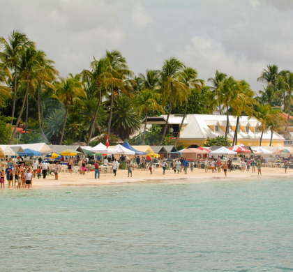 The Dickenson Bay Beach Bash is back in a new way