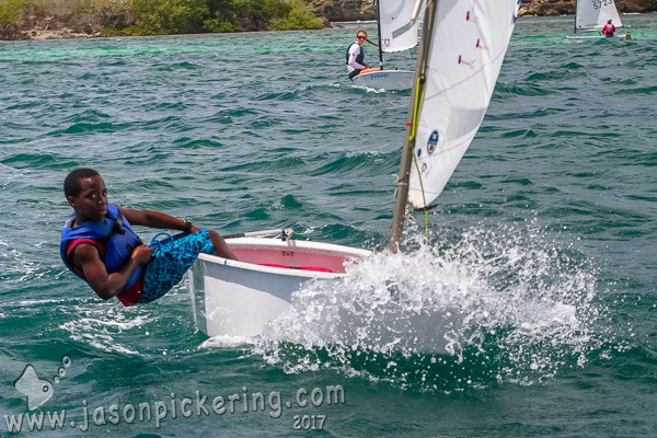 Revised April Dinghy Youth Sailing Schedule