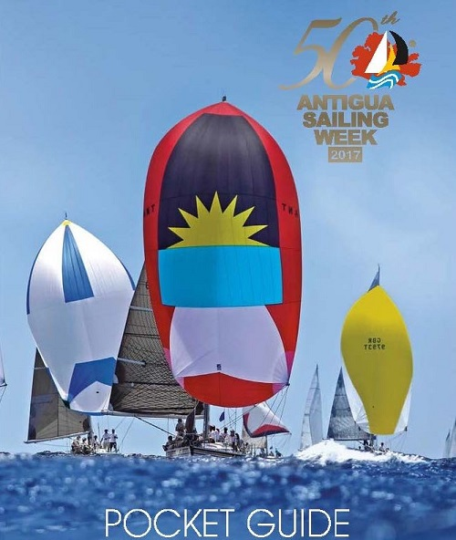 The Antigua Sailing Week Pocket Guide is Hot Off The Press