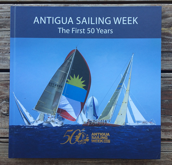 Antigua Sailing Week Gears Up for Unveiling of Commemorative Book