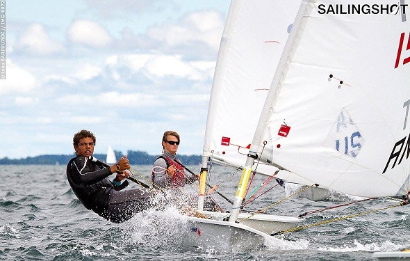 Send Jules Mitchell To Laser World Championship