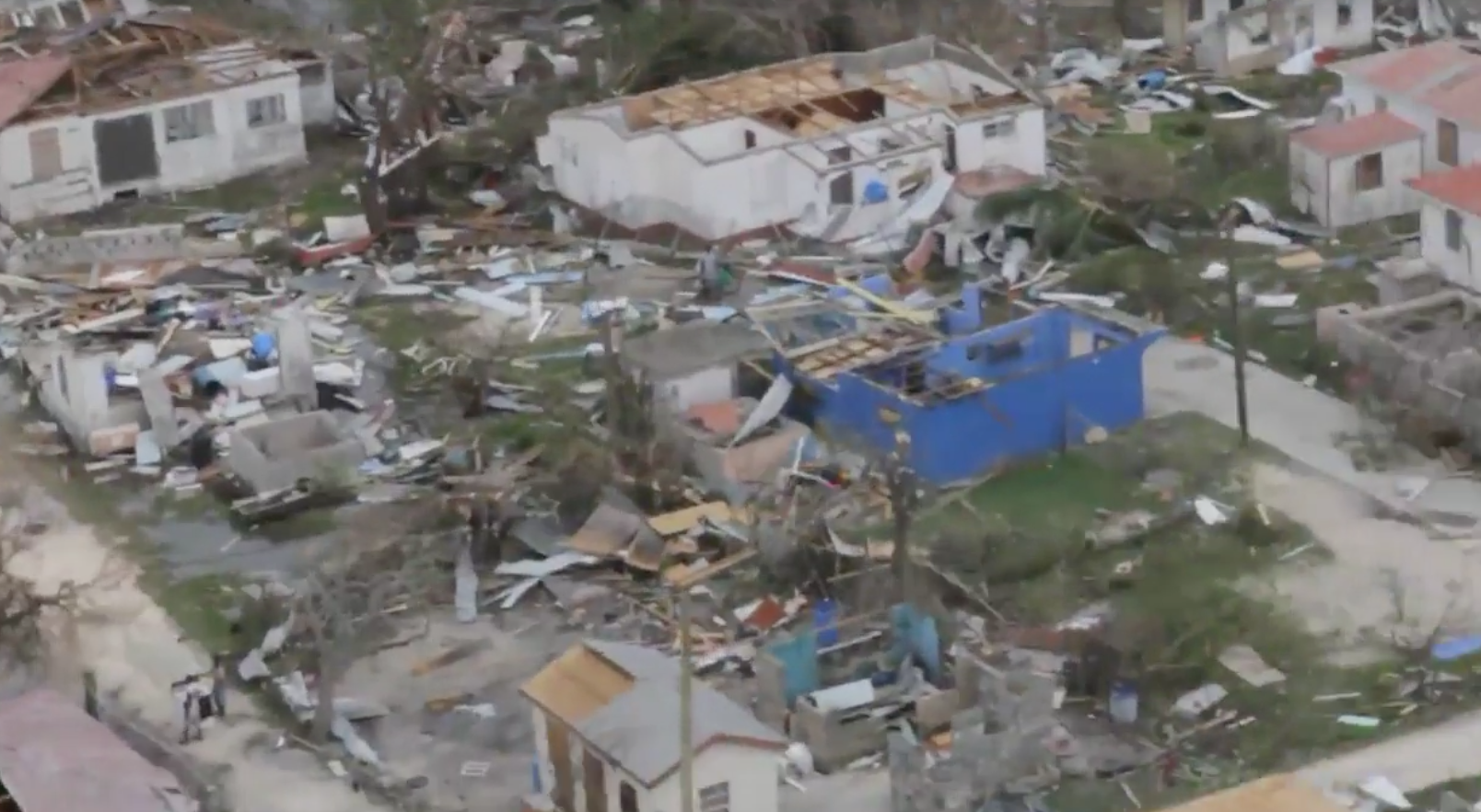 Update On Barbuda Relief From ABSAR