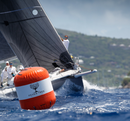 Fever-Tree Renews its Commitment to Antigua Sailing Week through to 2019