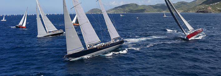 Throwing Down the Gauntlet for Antigua Sailing Week 2018