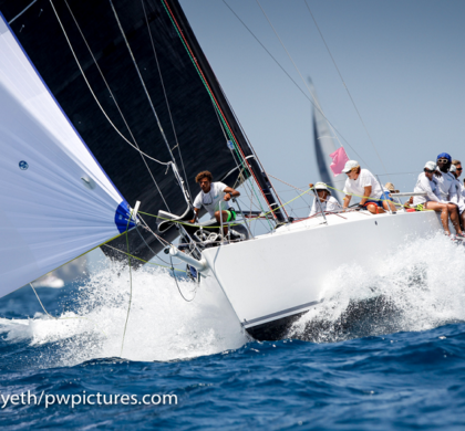 Youth to Keelboat Programme Launches for Antigua Sailing Week