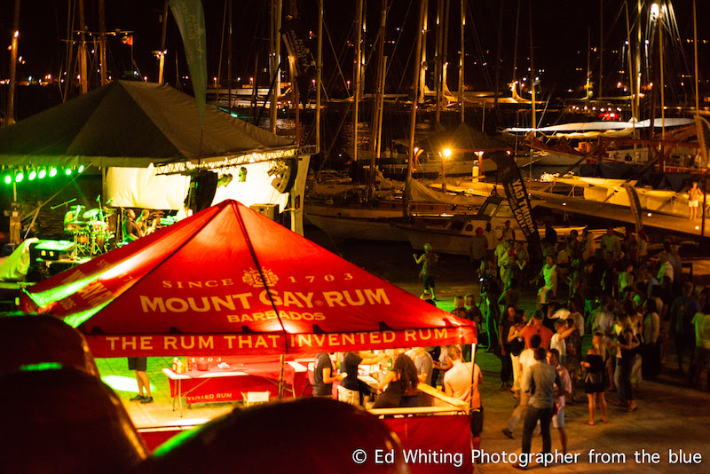 The Launch of the 31st Antigua Classic Yacht Regatta