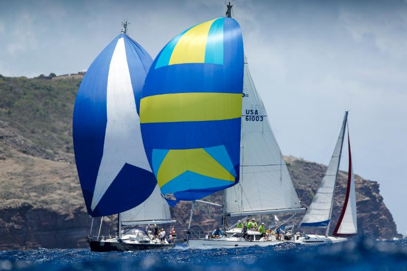 How to Follow Antigua Sailing Week