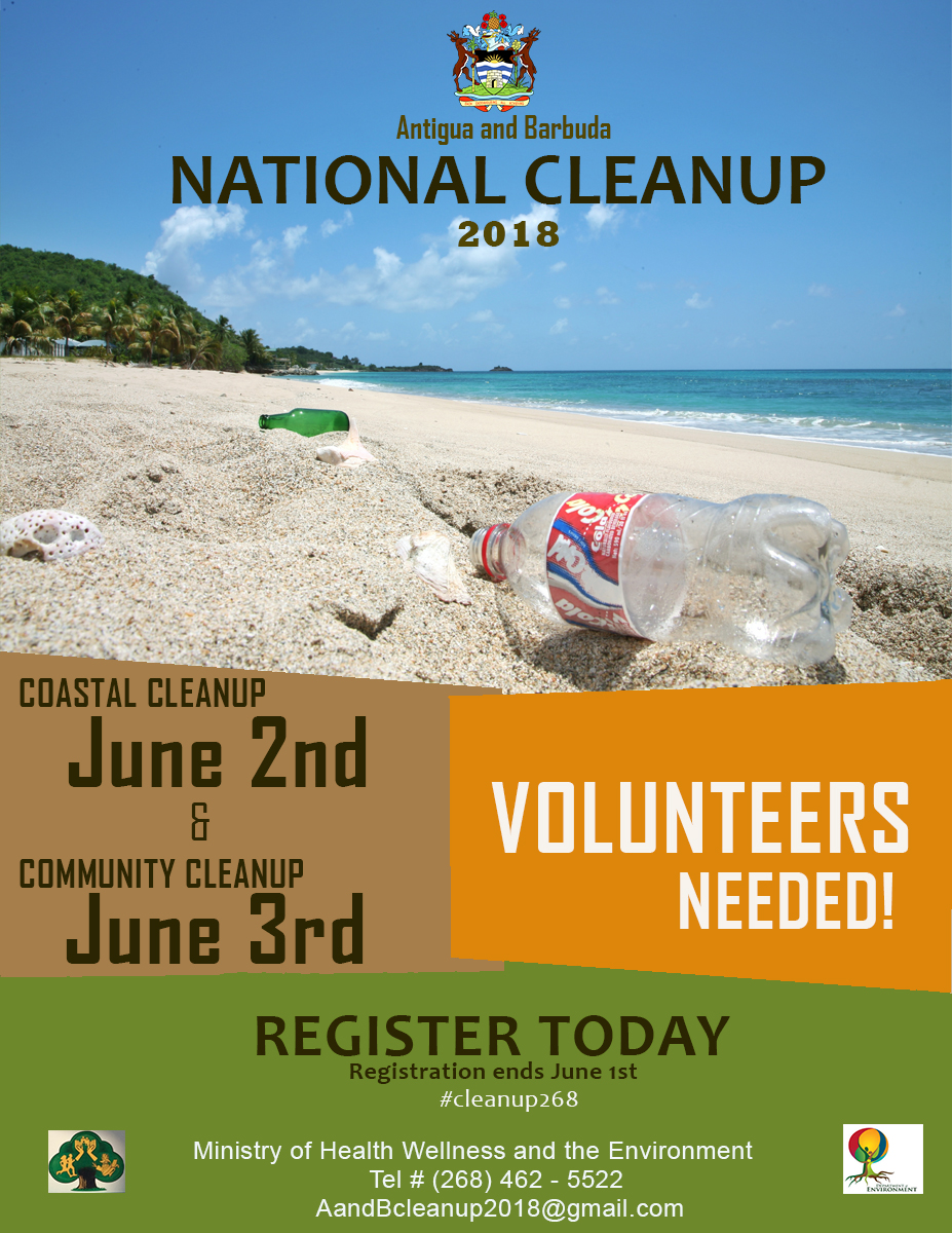 National Cleanup 2018