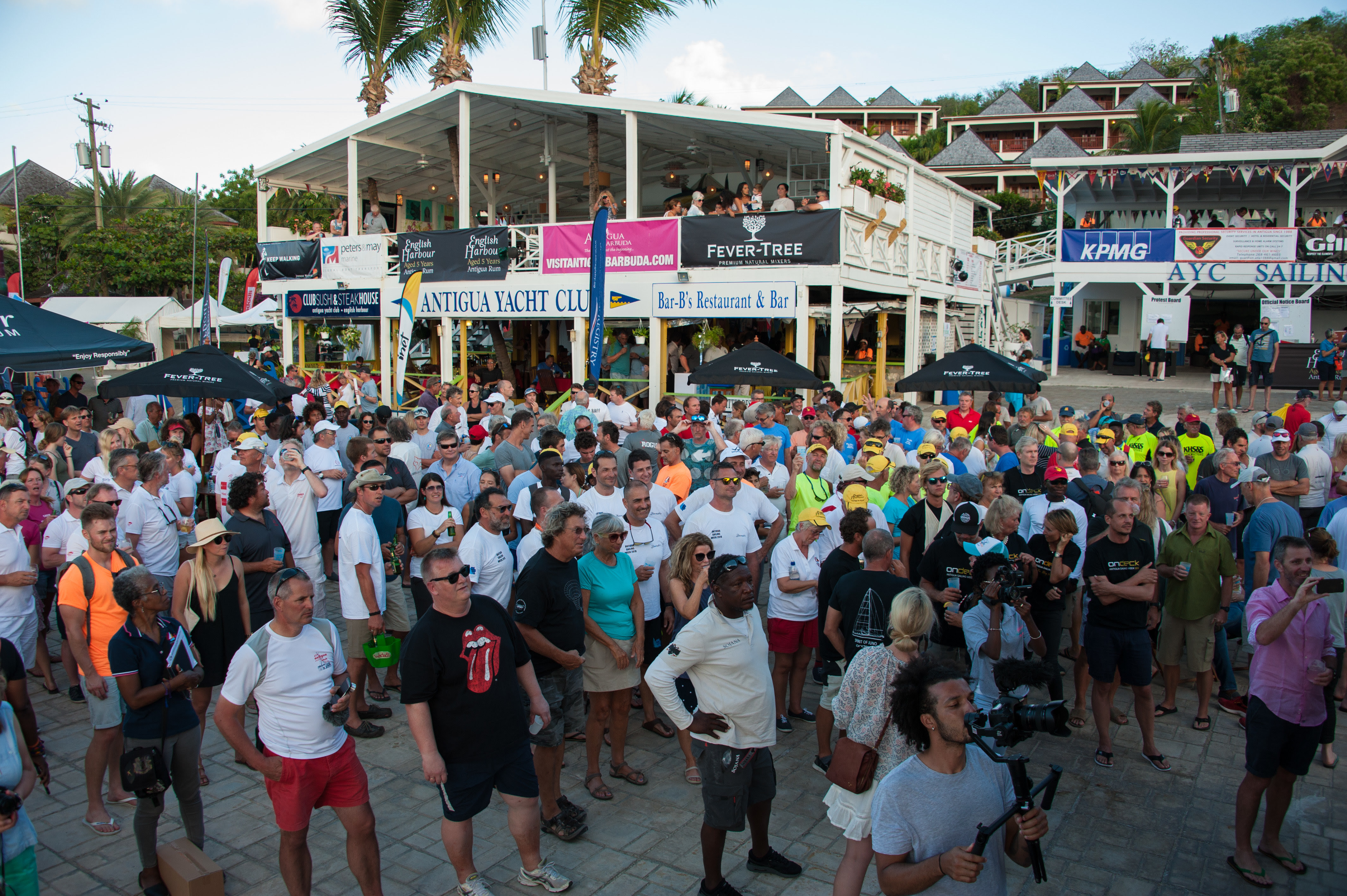 New Antigua Sailing Week Rules Seminar to be sponsored by Newport Shipyard