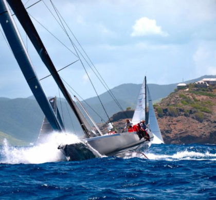 Antigua Bermuda Race selected for Atlantic Ocean Racing Series