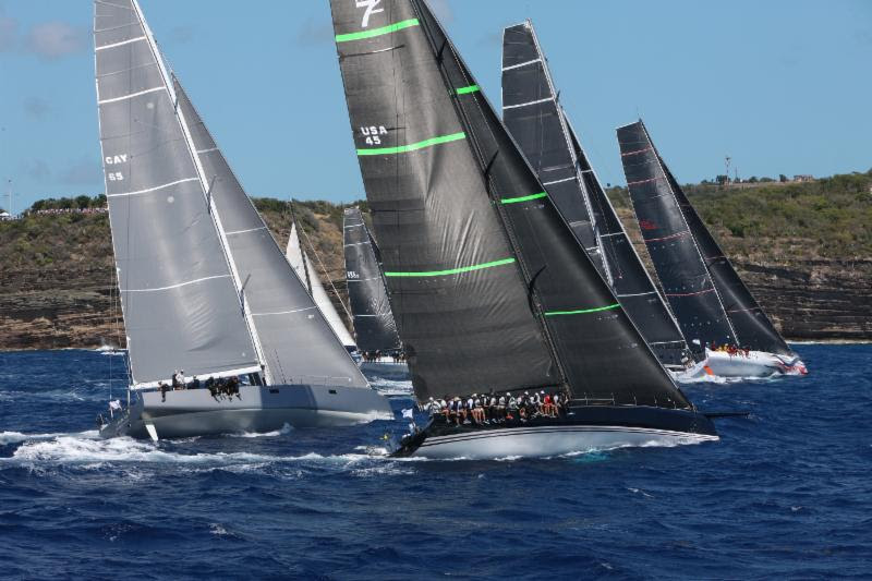Blast Off for the RORC Caribbean 600