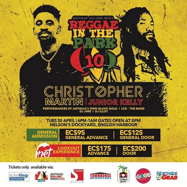 One Week to Reggae InThe Park  – Early Birds Continue and Traffic Plans