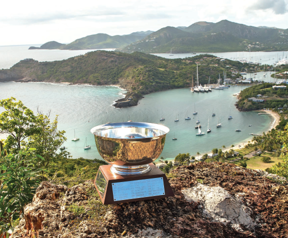 Antigua Sailing Week – Caribbean Role of Honour
