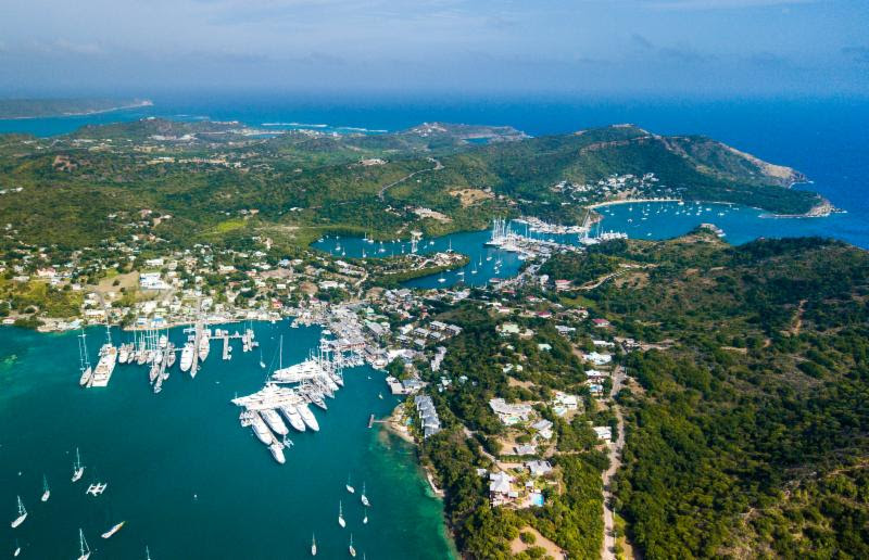 Caribbean Showtime- 2019 Antigua Sailing Week