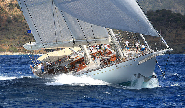 Classics underway in Antigua