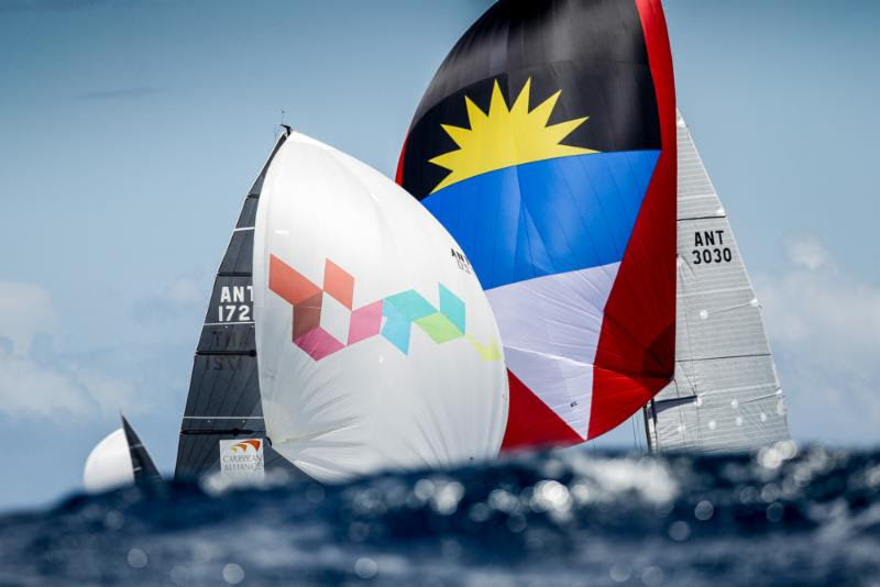 12 Class Winners Decided at Antigua Sailing Week