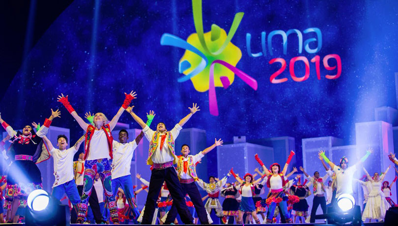 Photo taken from the Pan American Games Facebook Page