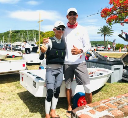 Team Malta victorious on first day of 2019 Optimist World Championship
