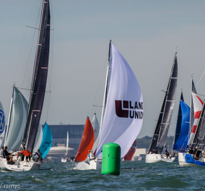 Magnificent winners at the Royal Southern Yacht Club