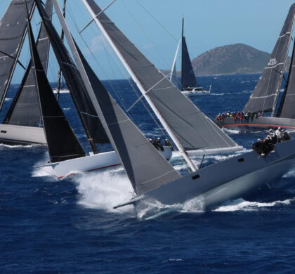 Battle lines forming for 2020 RORC Caribbean 600