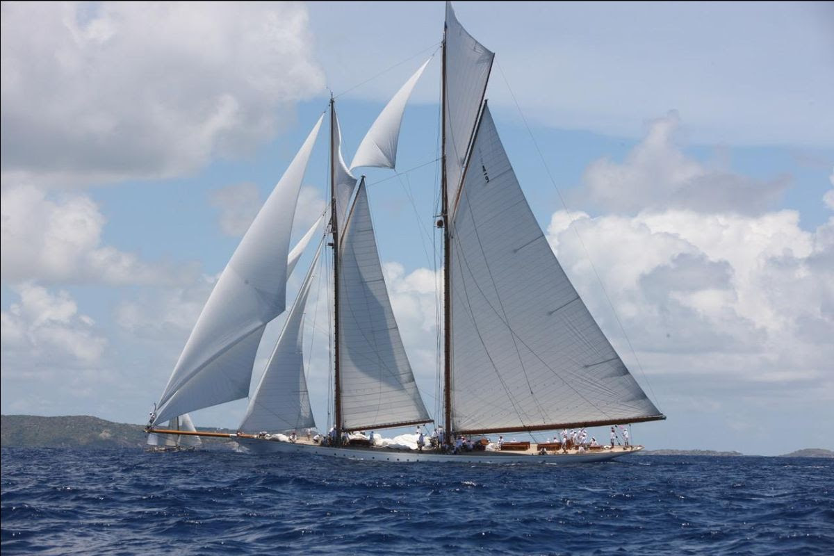 Antigua Classics- 2020 fleet is shaping up nicely