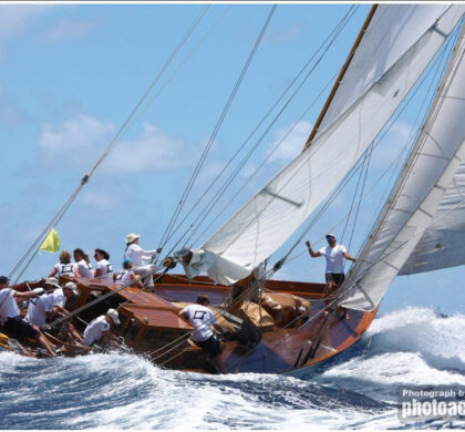 Antigua Classics New Course and NOR