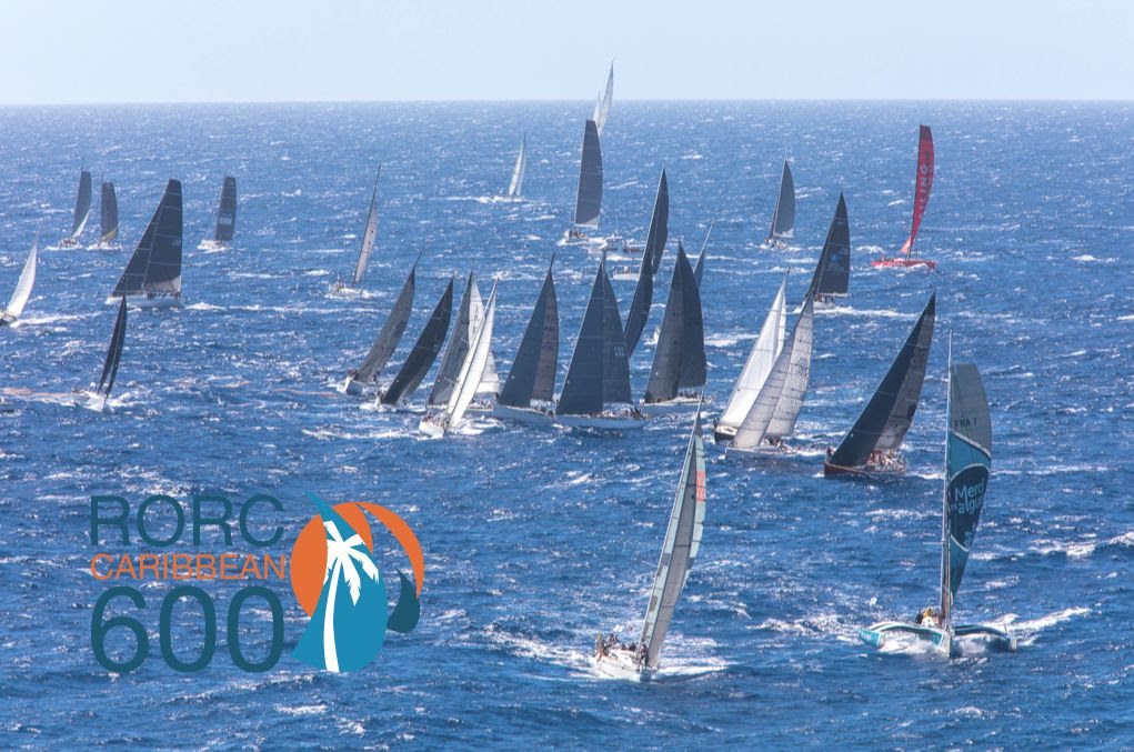 37 Nations gather for the RORC Caribbean 600