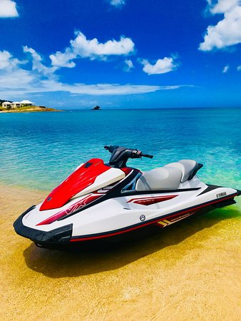 Antigua and Barbuda Defence Force Engages Jet Ski Authorities