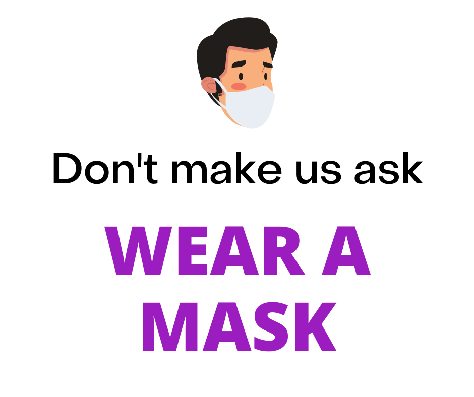 Mask Wearing is Mandatory