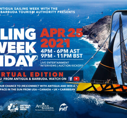 Antigua Sailing Week Goes Virtual