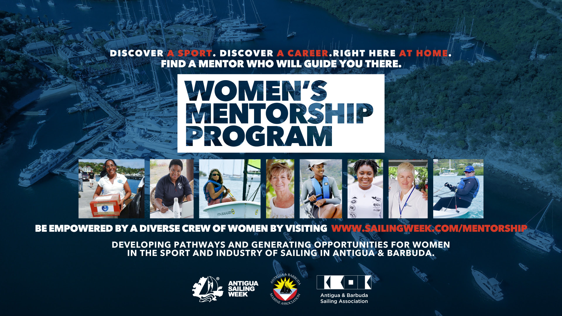 Women's Mentorship Programme launches in Antigua and Barbuda