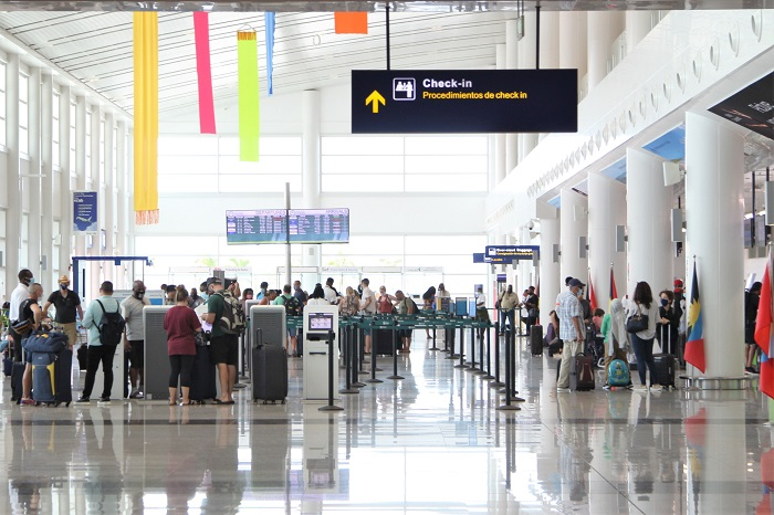 Rapid Antigen Testing Facility Opens at the VC Bird International Airport for Outbound Passengers
